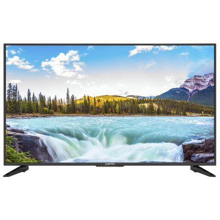 50″ TV for $190 at Walmart, free shipping