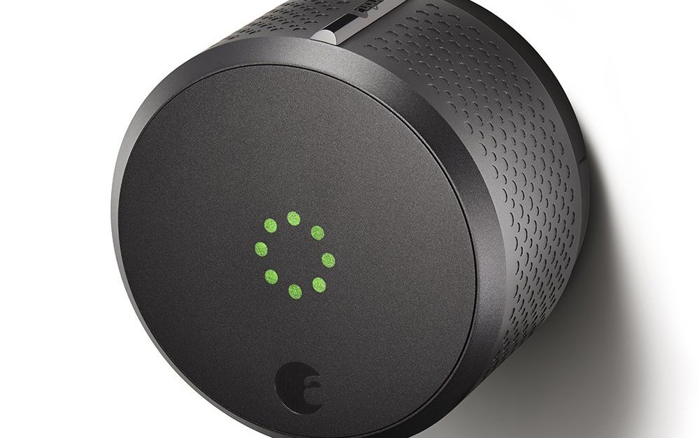 August Smart Lock 2nd gen for $120, free shipping