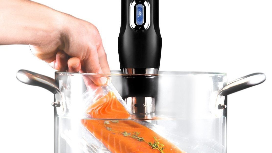 Today only: Chefman Sous Vide precision cooker for $54 shipped