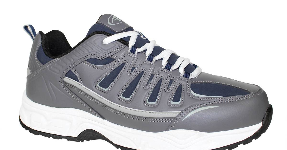 Athletic Works men's athletic shoes for $10