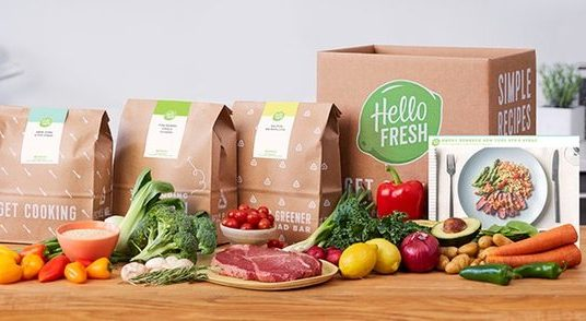 HelloFresh discount: Enjoy one week for $30 through Groupon
