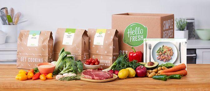 Groupon: Save 50% on 1 week of HelloFresh