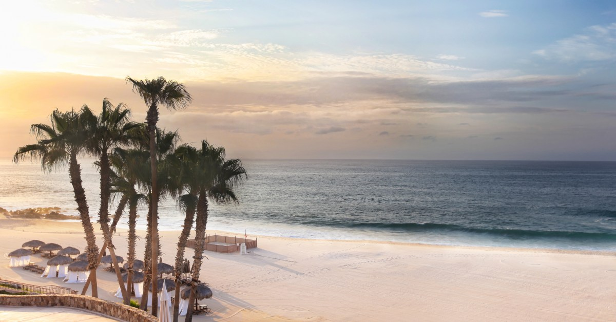 Round-trip flights to Cabo in the low $200s