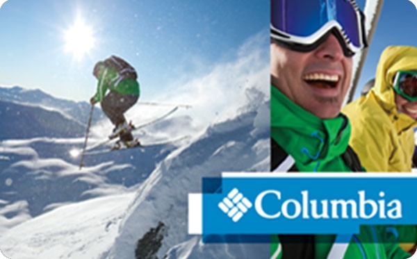 Columbia Sportswear Outlets: Save $100 on a purchase of $200 or more!