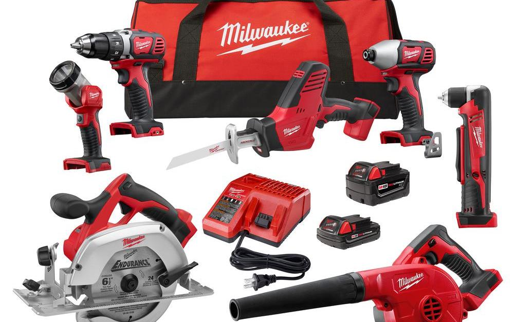Today only: Save up to $160 on Milwaukee power tools and accessories