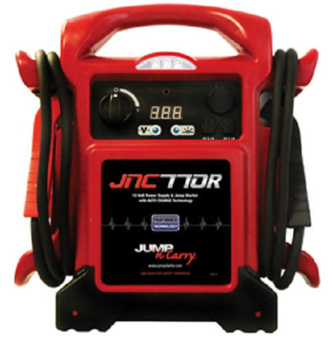Jump N Carry 1700 peak amps 12-volt jump starter and power supply for $126