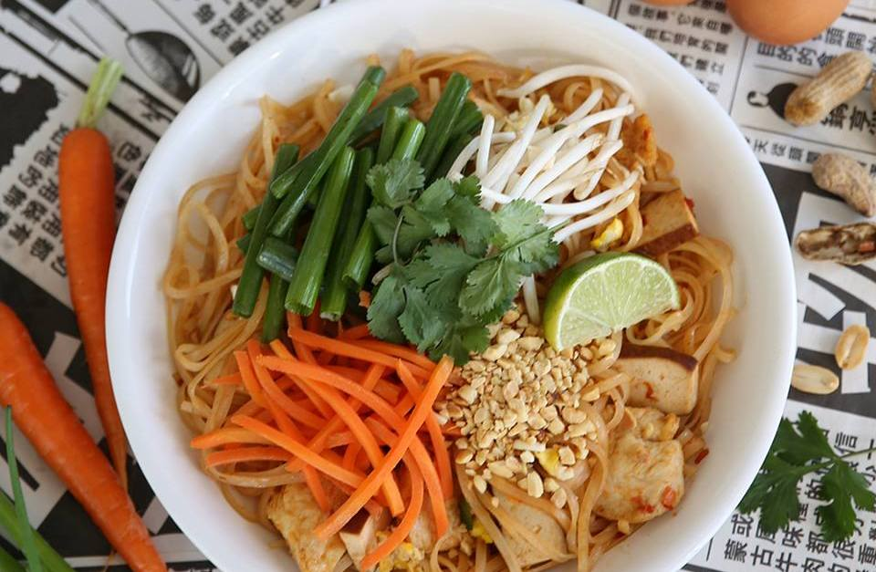 P.F. Chang's: Enjoy FREE Chicken Pad Thai with entrée purchase today