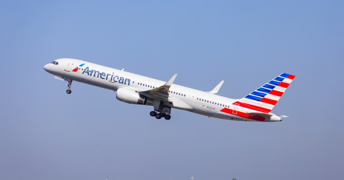 Expires today! American Airlines fares from $97 round-trip