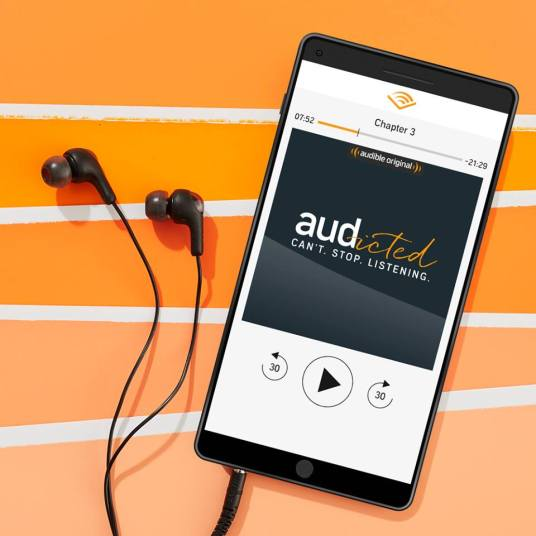 Save $50 on an Audible annual membership