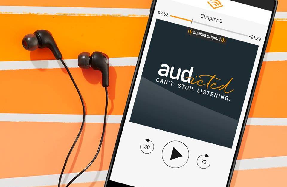 Audible binge listening event makes 1-year Gold membership $99