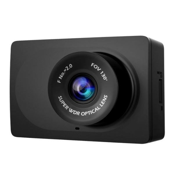 Yi 1080p car dash cam with 2.7″ display & night vision for $26 after promo code