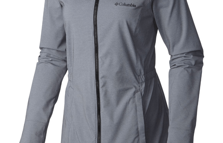 Columbia women's Sweet As long softshell jacket for $40 with code, free shipping