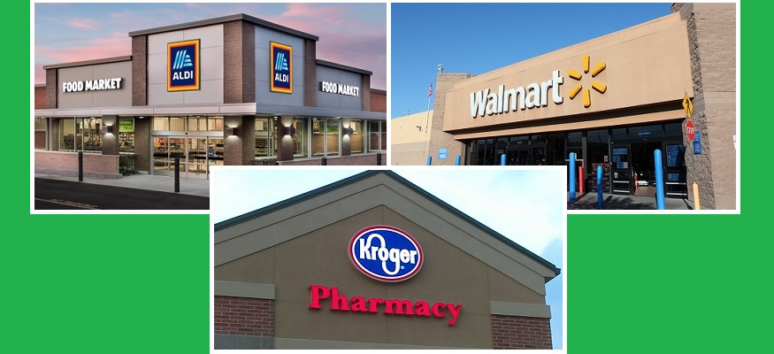Aldi vs. Kroger vs. Walmart: Which grocery store has the lowest prices?