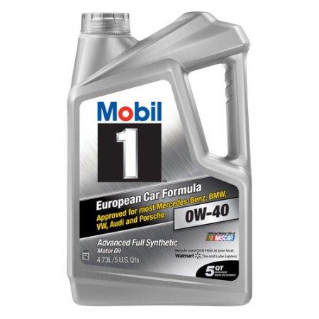 Save up to $24 on Mobil 1 motor oil via rebate