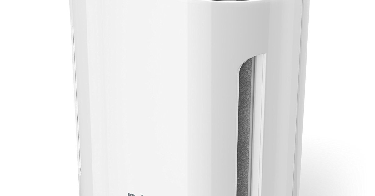 Today only: PureZone 3-in-1 true HEPA air purifier for $59