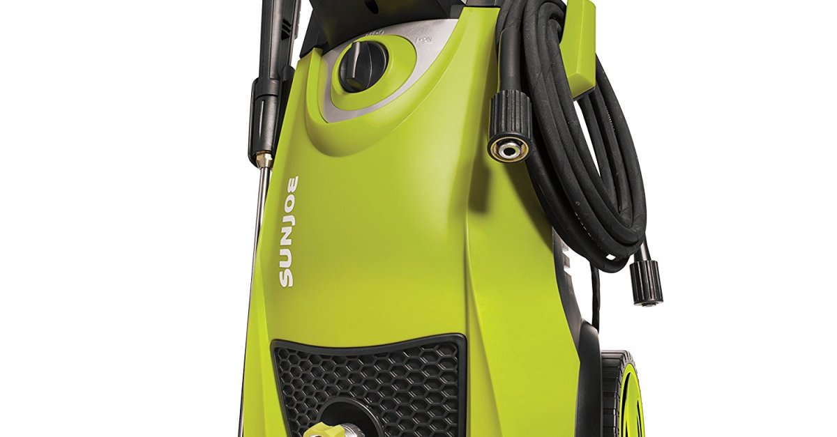 Prime Day deal: Sun Joe pressure washer for $110