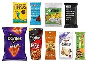 Amazon Prime snack sample box