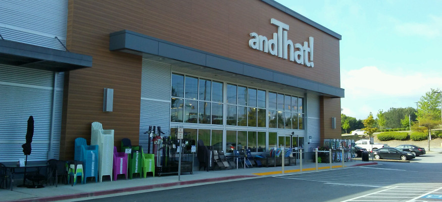 Ways to save money at andThat! stores