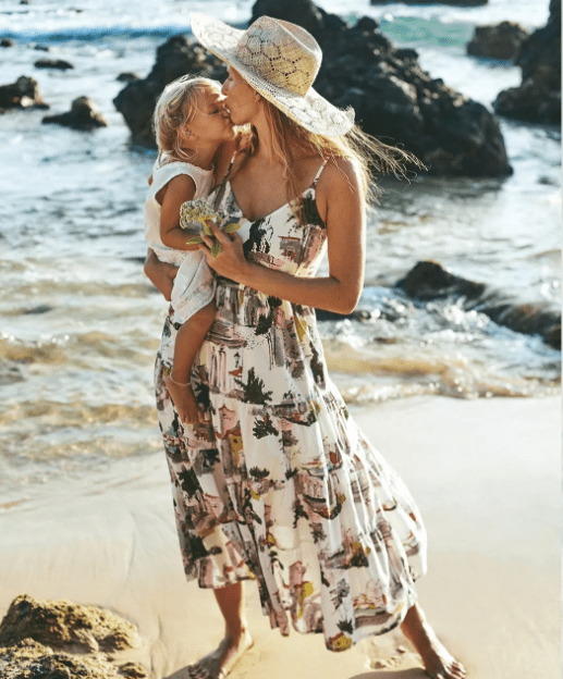 Anthropologie takes 20% off everything for Mother's Day