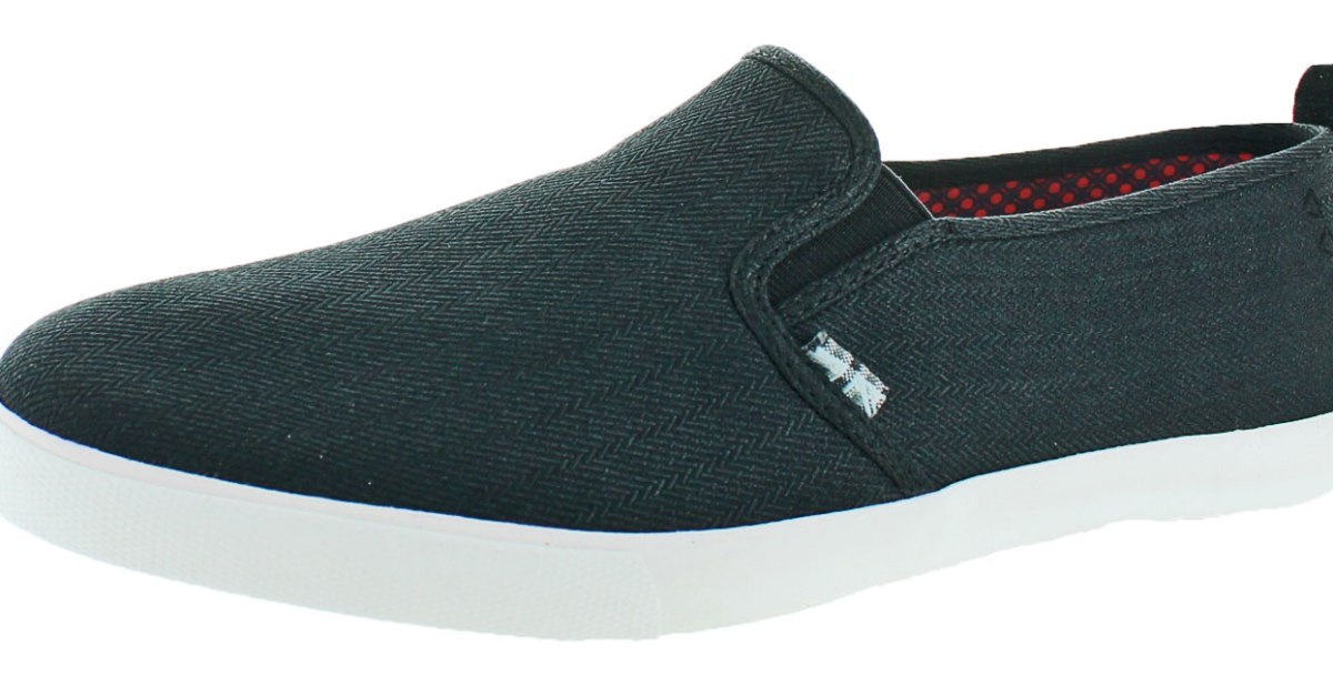 Ben Sherman Bradford men's canvas slip on shoes for $30, free shipping