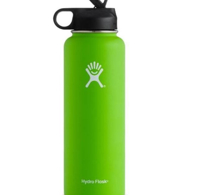 40-oz Hydro Flask wide-mouth water bottle for $24