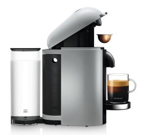 breville nespresso maker