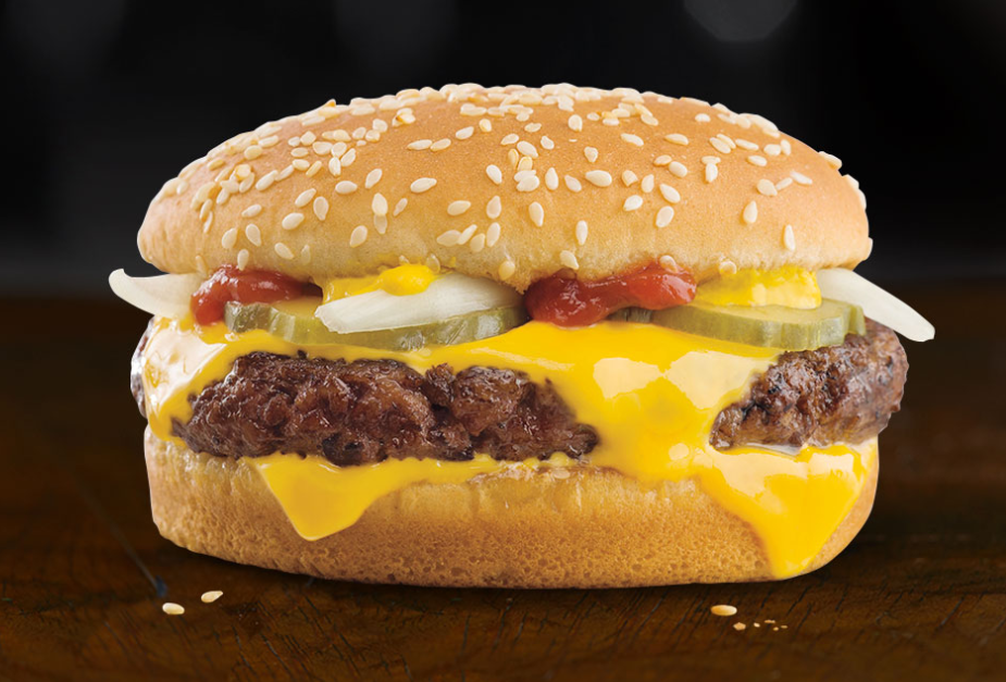 Buy one, get one free quarter pounder with McDonald's app