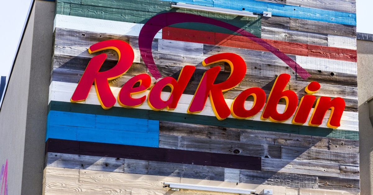 Attention teachers: Red Robin is offering you a free meal