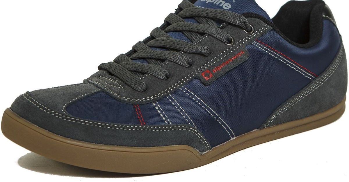 Alpine Swiss casual men's shoes for $30, free shipping