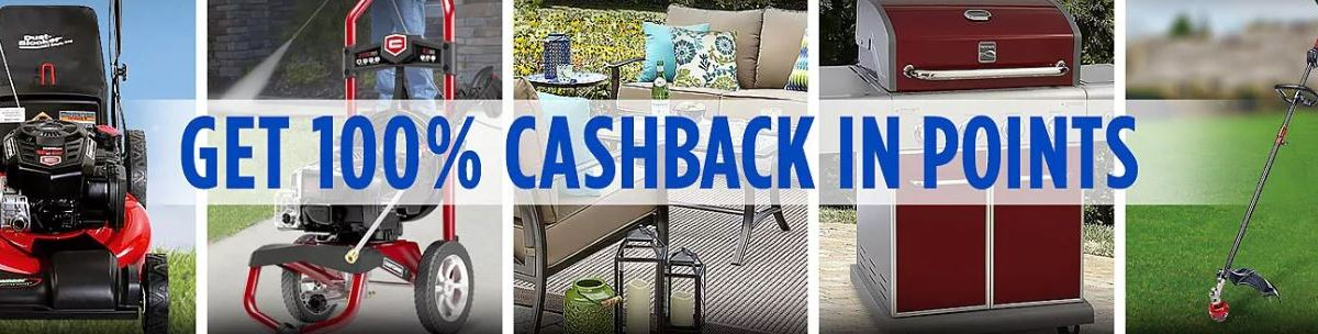 Sears Cashback Flash sale: Get 100% back in SYW points!