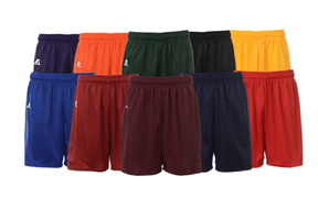 2-pack Russell Athletic men's shorts for $10