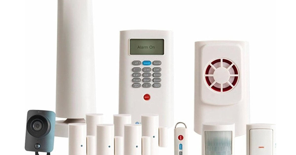 Today only: SimpliSafe Shield security system for $244
