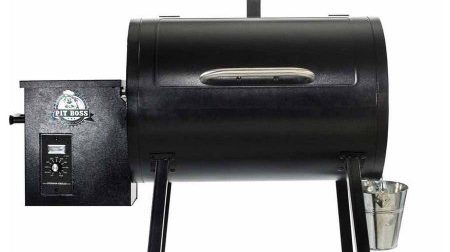 Pit Boss 340 pellet grill for $200, free shipping