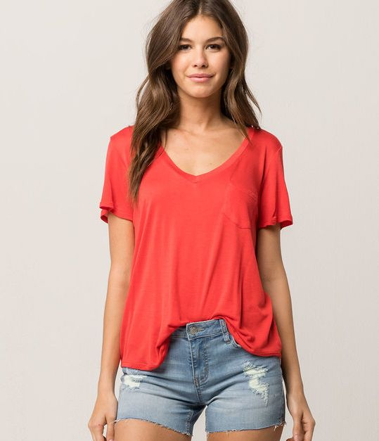 Select women's tees are 2 for $20 at Tillys