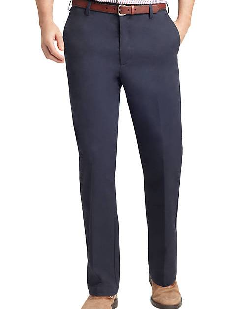IZOD men's wrinkle-free straight fit chino pants, 3 for $25