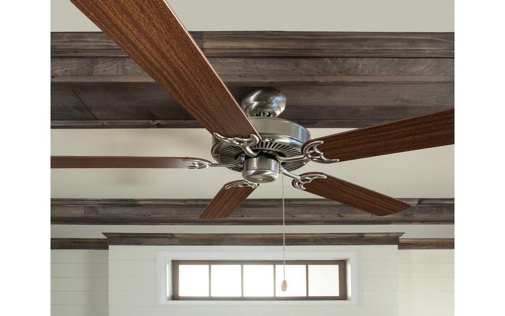 Today only: Ceiling fans and light fixtures from $40
