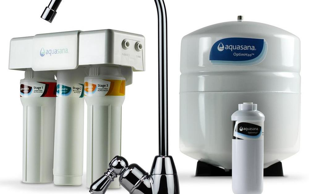 Today only: Water filtration systems from $50