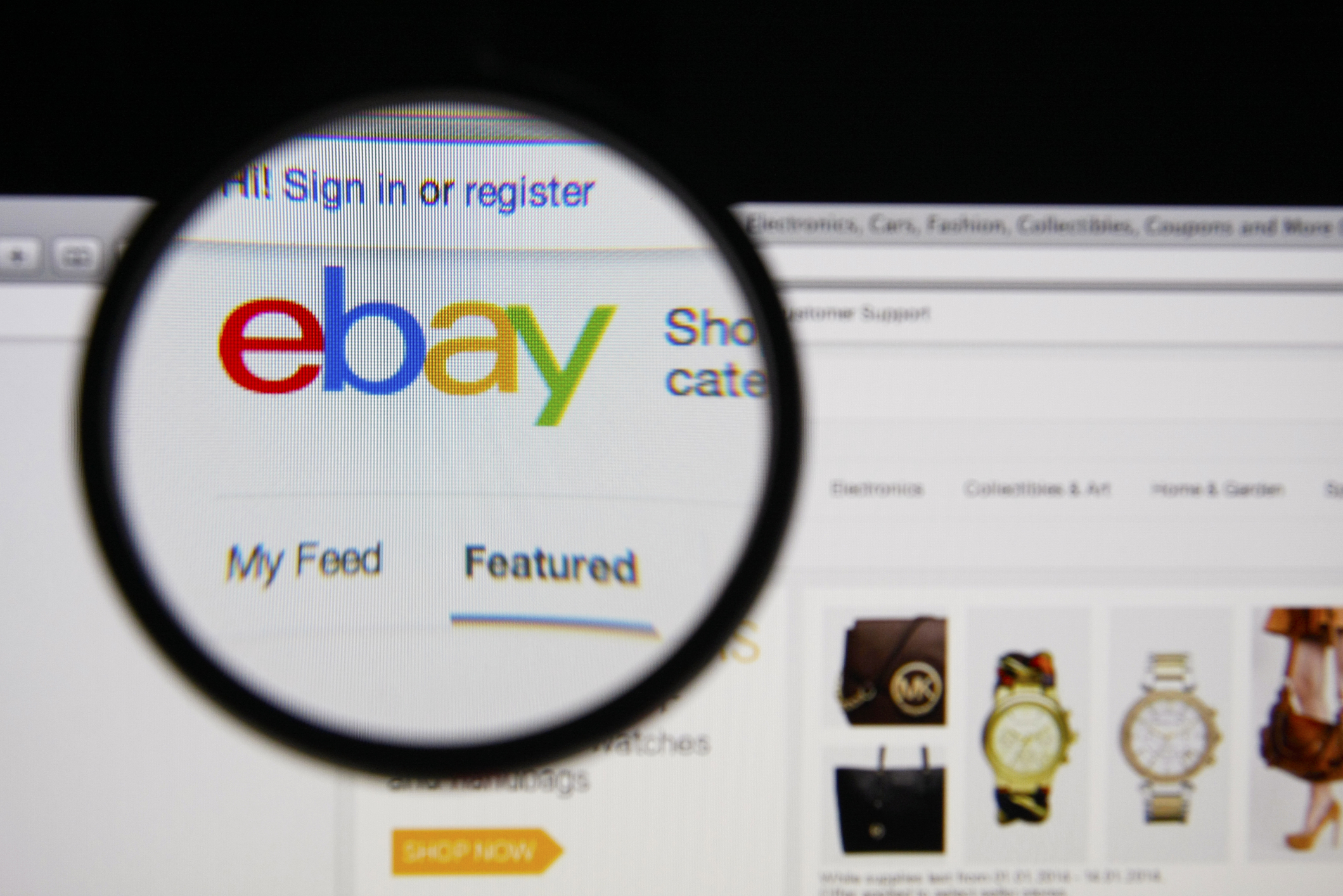 ebay trust deals