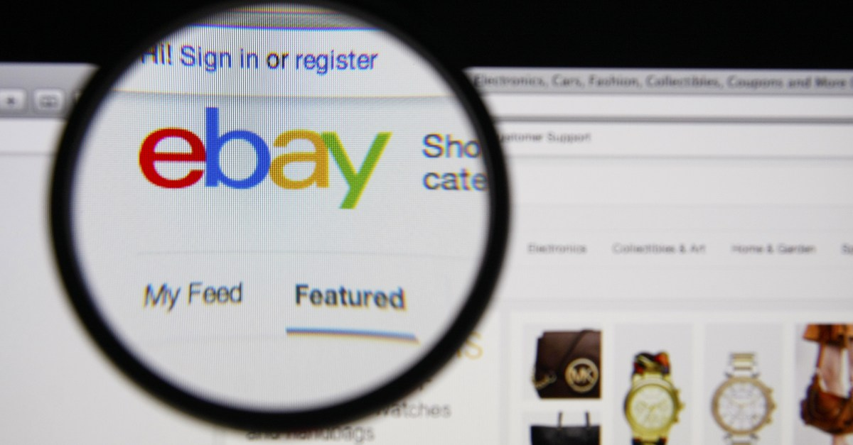 eBay coupons: Select customers take $3 off a $3.01 purchase