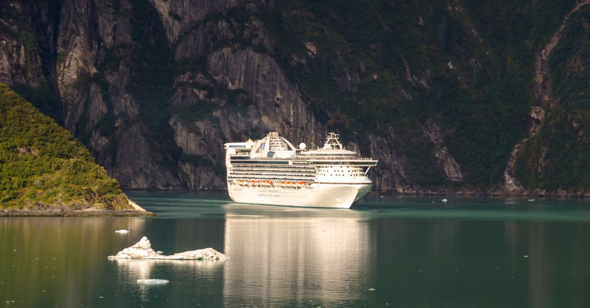 7-night Alaska cruise on Princess Cruises from $399