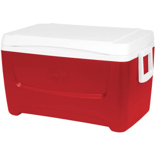 Igloo 48-quart Island Breeze ice chest cooler for $17