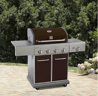 Kenmore 4-burner LP gas grill for $340 with $340 back in points