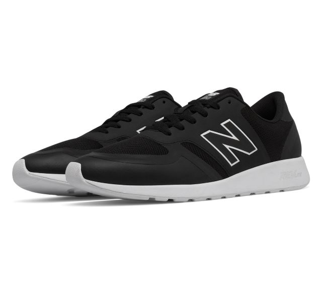 Today only: Men's 420 New Balance reflective Re-engineered shoes for $35