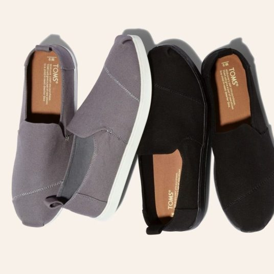 Toms Surprise Sale: Save up to 65% on Toms shoes