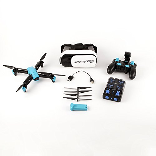 Today only: Odyssey Stellar NX drone bundle for $49 shipped