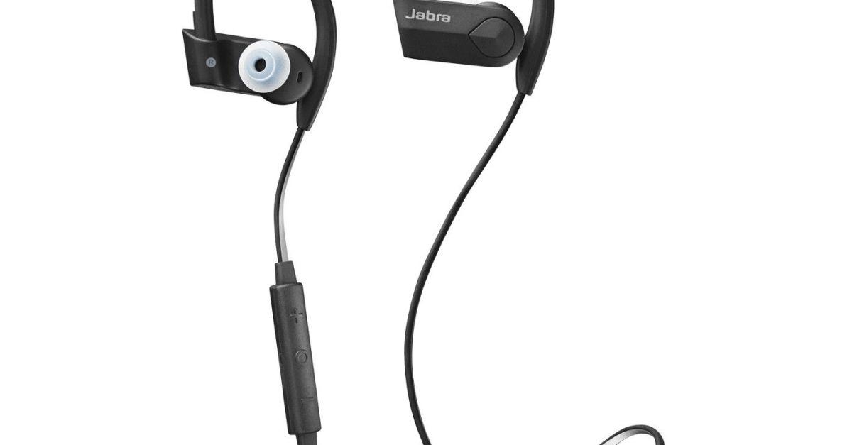 Refurbished Jabra Sport Pace Wireless Headphones For 13 Free Shipping Clark Deals