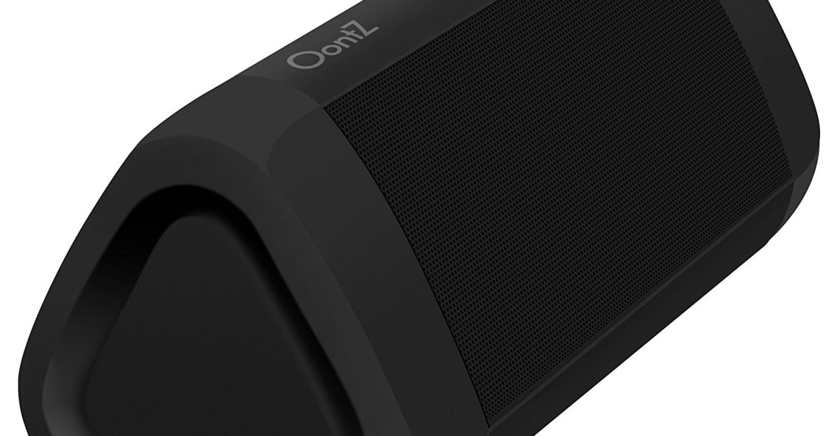 Oontz Angle 3 Ultra portable Bluetooth speaker for $30