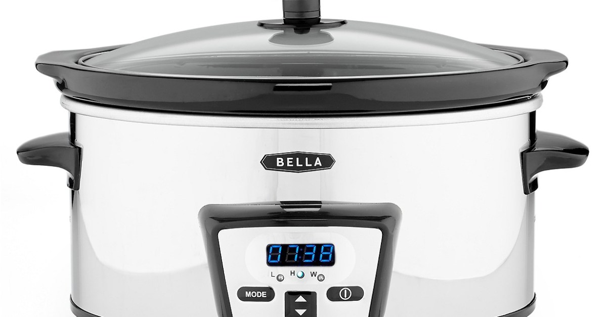 Select small kitchen appliances for $10 after rebate at Macy's