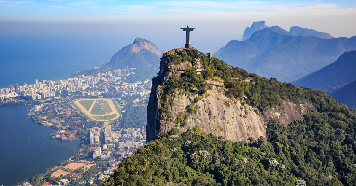 Flights to Brazil in the $500s round-trip!