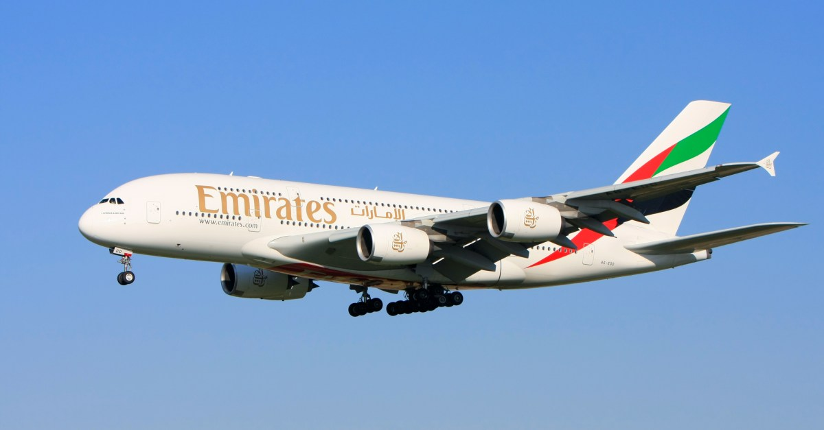 Emirates fare sale: Get 2 for 1 tickets!
